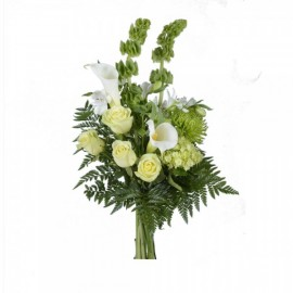 The green touch bouquet