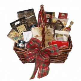 Delight holiday basket